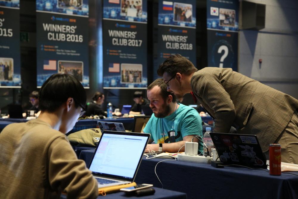 '코드게이트 2020' 국제해킹방어대회 예선전 접수